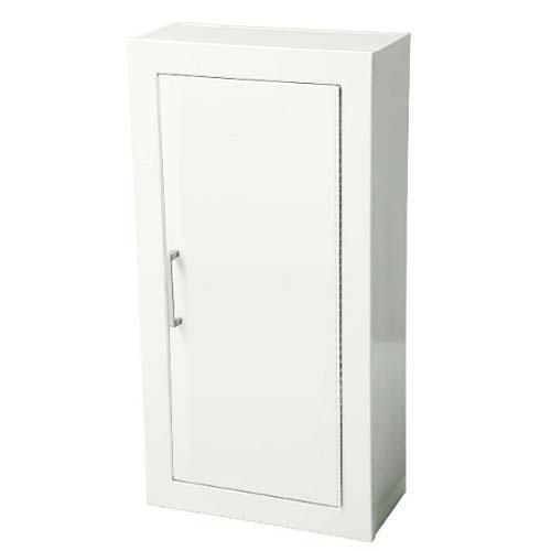 Steel Surface Mount Solid Door Fire Extinguisher Cabinet