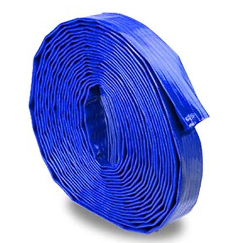 "Blue 1"" x 100 Uncoupled RV / Marine Hose"