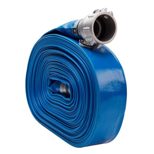 "Blue 1 1/2"" x 50 Camlock Lightweight Hose"