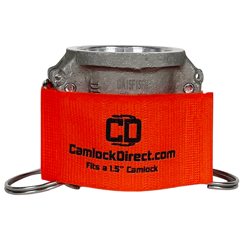 """1 1/2"""" Camlock Safety Strap (2-Pack)"""