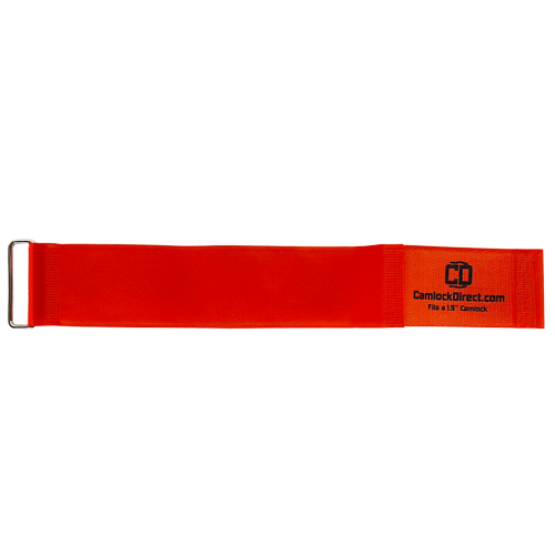 """1 1/2"""" Camlock Safety Straps (2-Pack) - 15CS-2"""