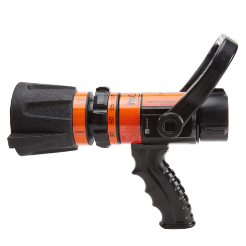 """Akron ProVenger 1 1/2"""" Heavy-Duty 30 to 150 GPM Fire Nozzle (NH)"""