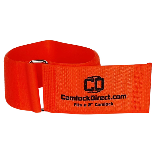 """2"""" Camlock Safety Straps (2-Pack) - 20CS-2"""