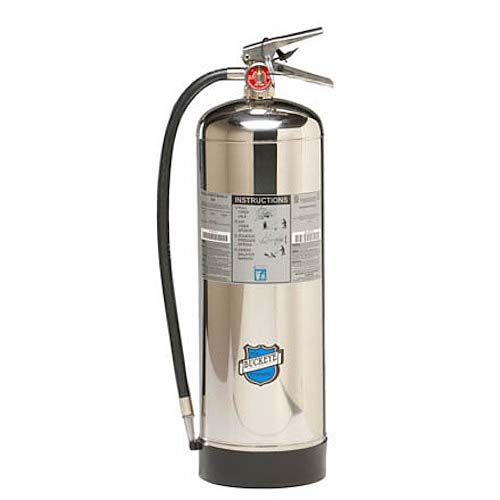 Fire Extinguisher 2 1/2 Gallon Water Can