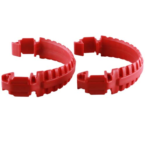 "3"" Camlock Safety Locks (2-Pack) - 30SBLRD"