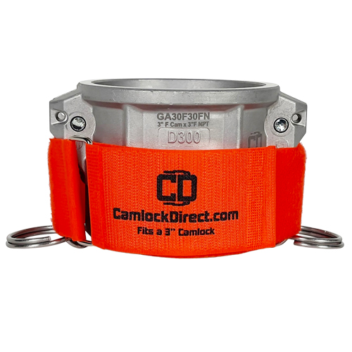 """3"""" Camlock Safety Strap (2-Pack)"""