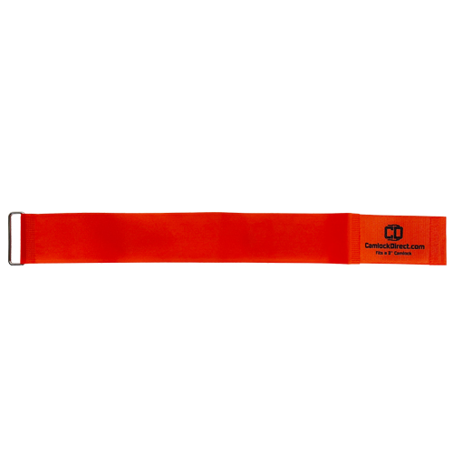 """3"""" Camlock Safety Straps (2-Pack)  - 30CS-2"""