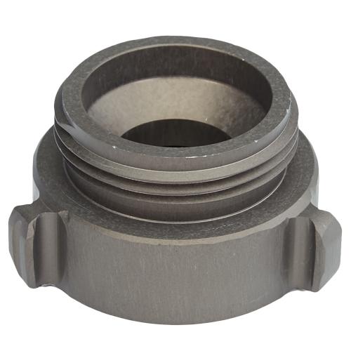 "Aluminum 1"" Female NH to 1 1/2"" Male NPSH"