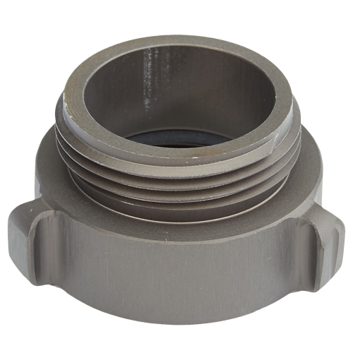 "Aluminum 1 1/2"" Female NH to 1 1/2"" Male NH"