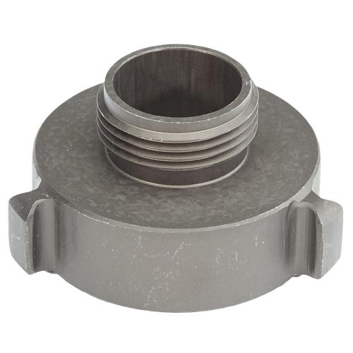 """Aluminum 1 1/2"""" Female NPSH to 1"""" Male NPSH"""