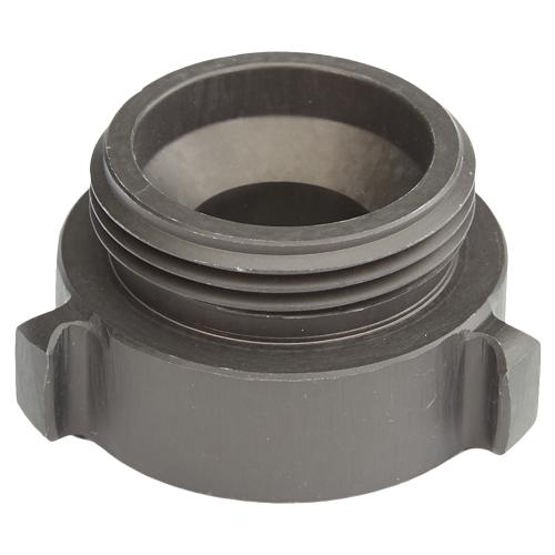 "Aluminum 1"" Female NPSH to 1 1/2"" Male NH"