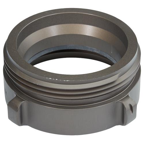 "Aluminum 4 1/2"" Female NH to 5"" Male NH"