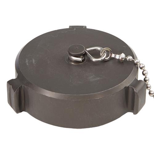 """Aluminum 2 1/2"""" NH Rocker Lug Cap"""