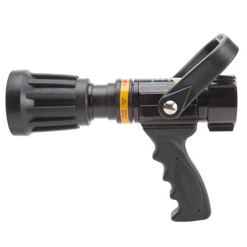"""Aluminum 1 1/2"""" Constant Flow Fire Nozzle (NH)"""