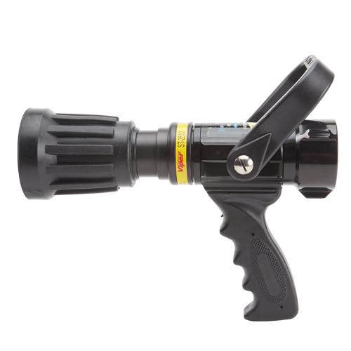 """Aluminum 1 1/2"""" Constant Flow Fire Nozzle (NPSH)"""