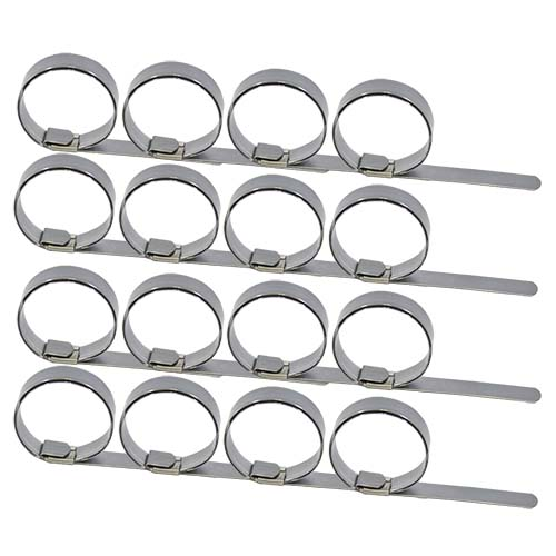 """4"""" Hose Banding Clamp (25-Pack)"""