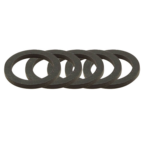 "1/2"" Camlock Gaskets (5-Pack) Camlock Gasket, Cam and Groove Gaskets"