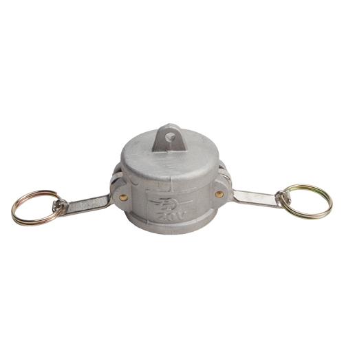 """Aluminum 2"""" Female Camlock Dust Cap (USA)"""