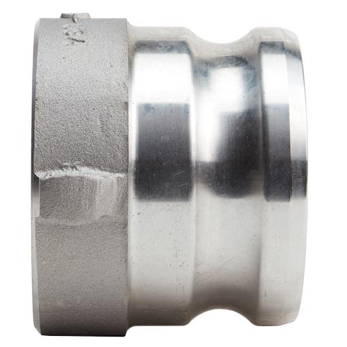 """Aluminum 3"""" Male Camlock x 2 1/2"""" Female NH (USA) - DA30M25FNH"""