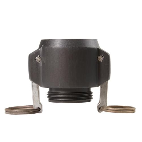 """Aluminum 1 1/2"""" Female Camlock x 1 1/2"""" Male NH High Pressure - DAHP15F15MNH"""