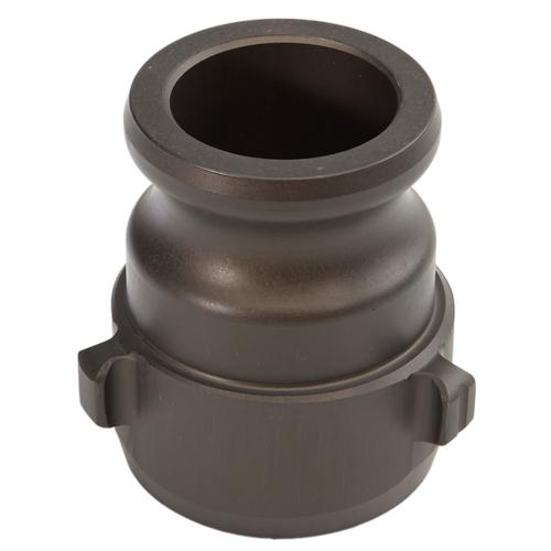 """Aluminum 1 1/2"""" Male Camlock x 1 1/2"""" Female NH High Pressure"""