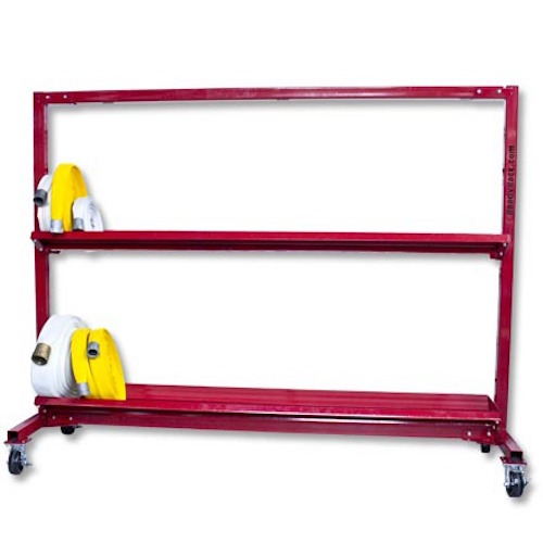 Two Tier Fire Hose Cart (6 Foot)