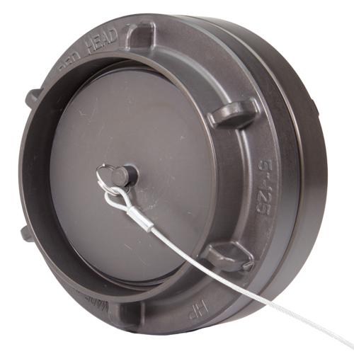 "4"" Storz x 4.5"" NH Fire Hydrant Converter"