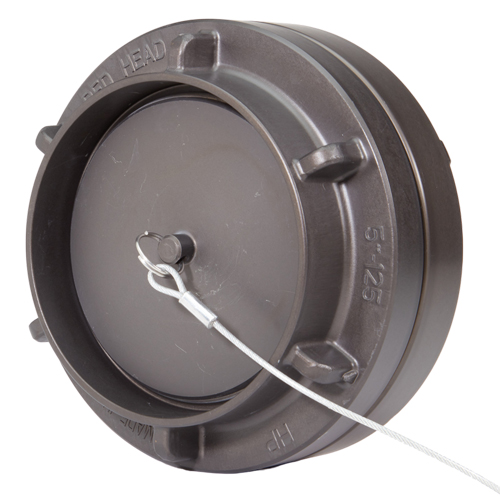 "5"" Storz x 4.5"" NH Fire Hydrant Converter"