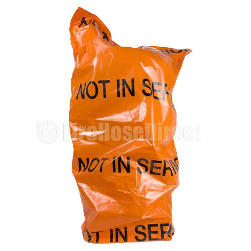 Orange Polypropylene Hydrant Bag (8-Pack) - FHCOG-8
