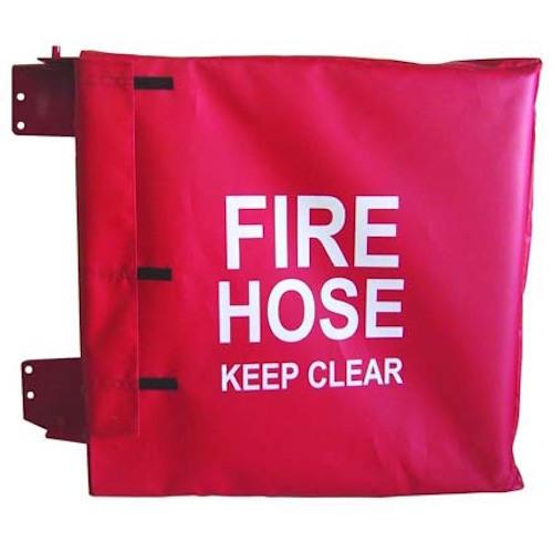 "1 1/2"" Hump Hose Rack Cover Fire Hose Storage Reels Cover"