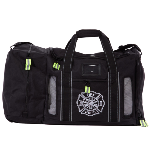 Flame Thin Red Line Quad-Vent Turnout Gear Bag
