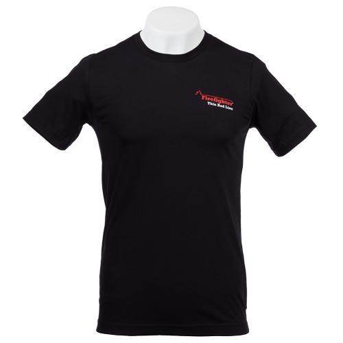 Flame Unisex Jersey Short-Sleeve T-Shirt (Large)