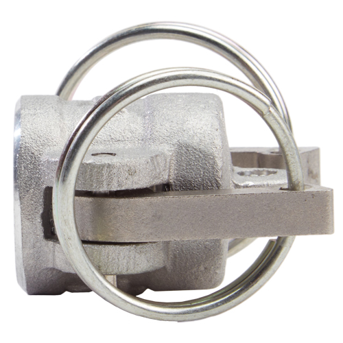 """Aluminum 1/2"""" Female Camlock Dust Cap - GA05DC"""