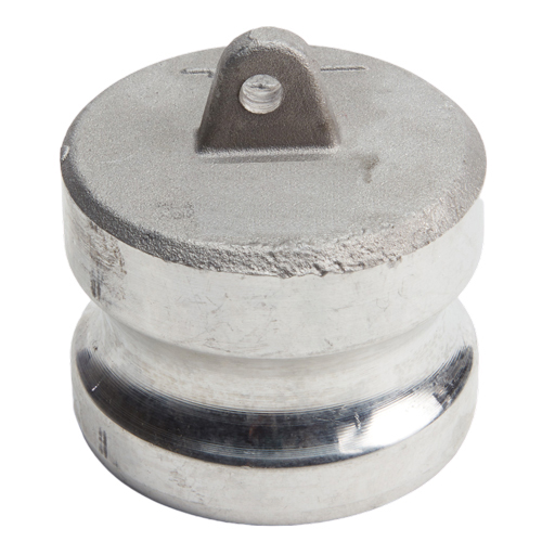 "Aluminum 2"" Male Camlock Dust Plug"