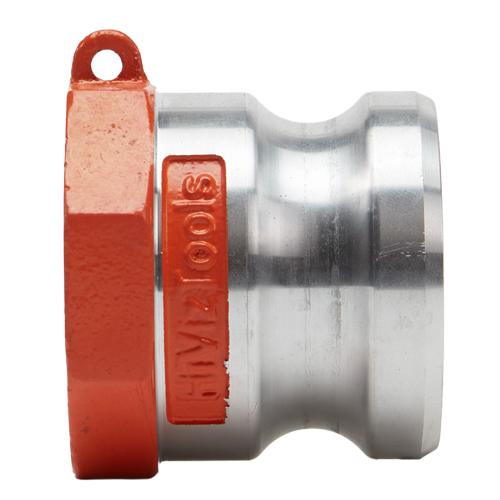 """Hi-Viz Aluminum 2"""" Male Camlock x 1 1/2"""" Female NH - GA20M15FNH"""