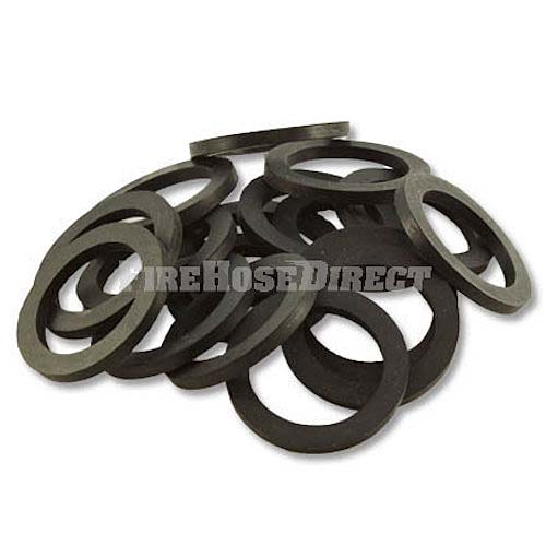 """2 1/2"""" NH / NST Fire Nozzle Gasket (5-Pack) - NG25-5"""