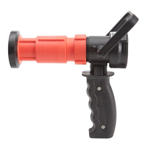 """Plastic 1 1/2"""" High Flow Pistol Grip Fire Nozzle (NH)"""