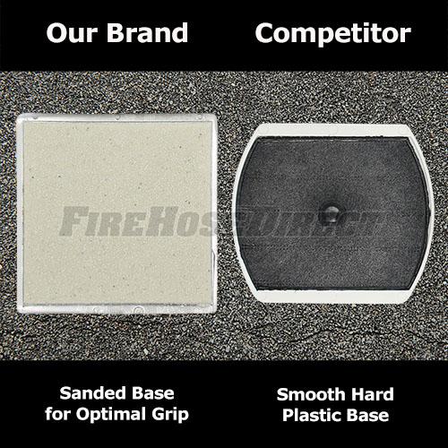 Peel-N-Stick White Reflective Road Marker (10 Pack) - RMPWH-10