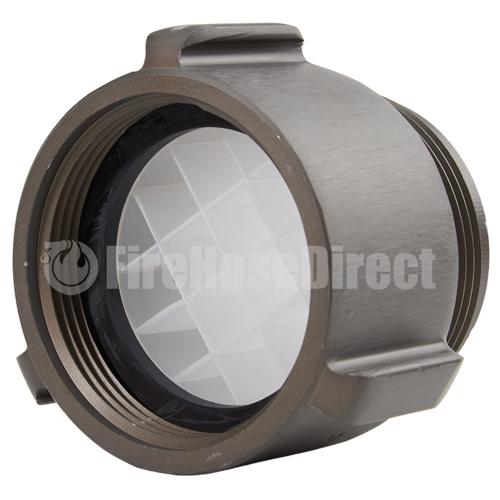 """Aluminum 2 1/2"""" Stream Straightener (NH) - SS25"""
