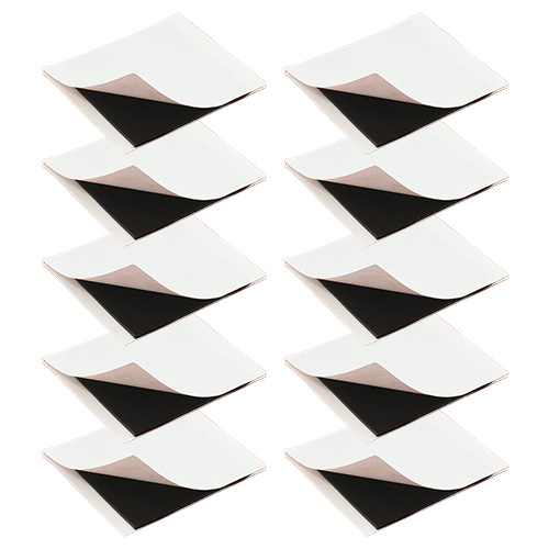 Hydrant Road Marker Adhesive Pad (10-Pack) - STICK-10
