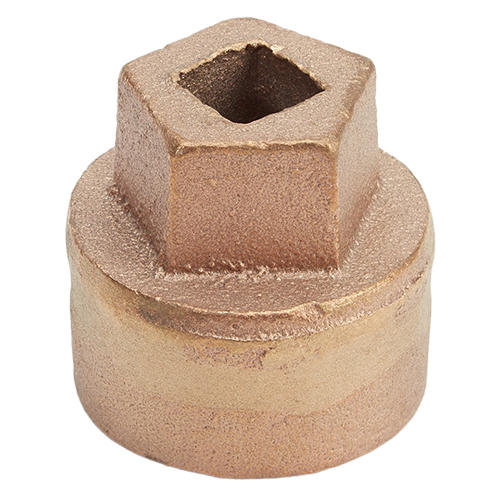 Pentagon Hex Nut for Wharf Hydrant Valve