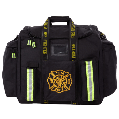 Maltese Cross Thin Red Line Rigid Padded Step-In Turnout Gear Bag